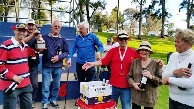 Trebes Cup 2017 winners
