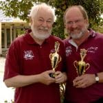Mike and Dave - 2004 Doubles