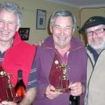 2007 Ex-Presidents Cup. Allan, Brett (Winners) and Mike